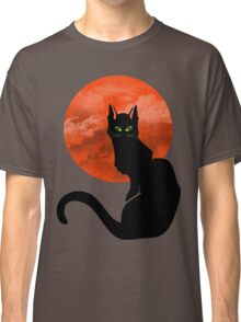 RED MOON CAT Classic T-Shirt