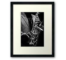 Hands of musicians - 4 Framed Print