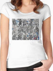 All the Doctors Women's Fitted Scoop T-Shirt