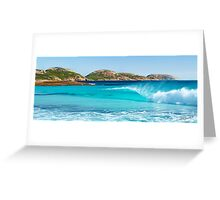 Surfers Heaven Greeting Card
