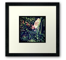 'Sneaky', the long forgotten eighth dwarf Framed Print