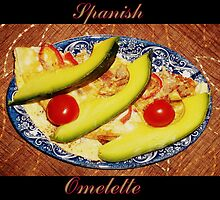 Spanish Omelette  by ©The Creative  Minds