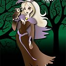 Twisted - Wild Tales: Mayonaka and the Owl by Lauren Eldridge-Murray