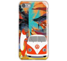 PalmTrees Gumleaves and Combi 2 iPhone Case/Skin