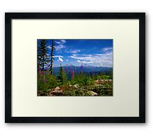 From Beauty To Beauty Framed Print