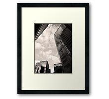 The Land of Giants Framed Print
