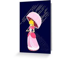 Princess Salt Greeting Card