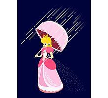 Princess Salt Photographic Print