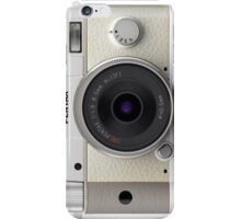 Pentax -Vintage iPhone Case/Skin
