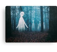 The Guards Canvas Print