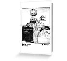 SOAPBOX GALLERY: Sign of the Times Greeting Card