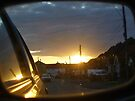 Street Sunset by Vicki Spindler (VHS Photography)