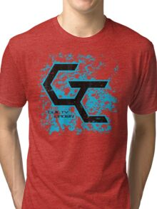 Guilty Crown Grunge  Tri-blend T-Shirt