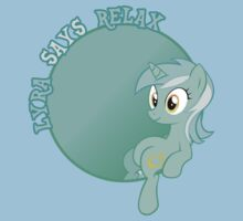 Lyra Says Relax by rozasupreme