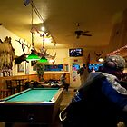 Interior, Wasco Tavern by Lee LaFontaine