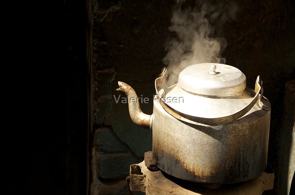 Steaming by Valerie Rosen