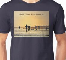 Low Tide Sunset - Hove #15  Unisex T-Shirt