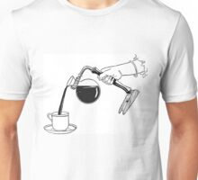 1875 coffee percolator design Unisex T-Shirt