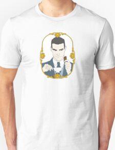 SHERLOCK - Tea Time for Sherlock - Jim Moriarty Unisex T-Shirt