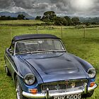 MG Convertible - Classic by irascible