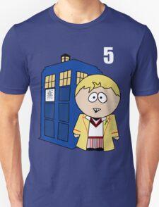 5th Doctor Unisex T-Shirt