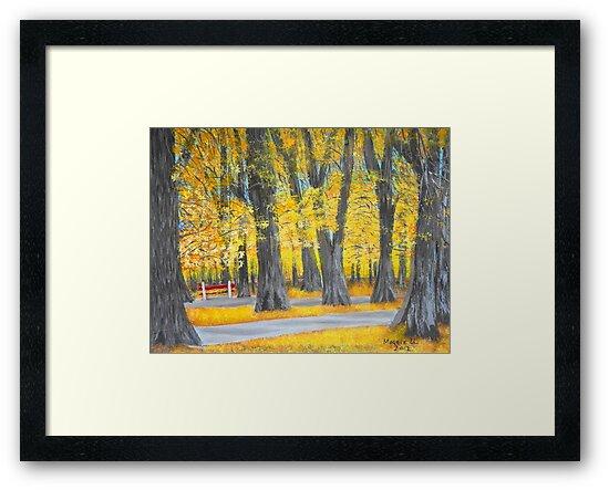 Golden Park by maggie326