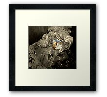 Trueblvr-Mom-I Love You and this is for You ~!!!!!!   Framed Print
