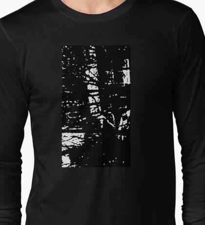 Ethereal Black Metal Long Sleeve T-Shirt