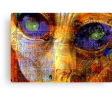 Mayan Prophecy - The Return Canvas Print