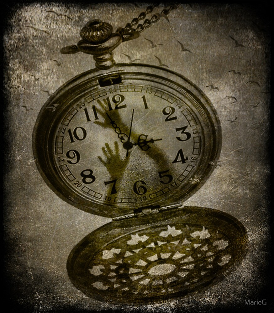 Prisoner of time by MarieG