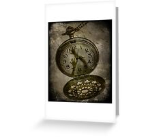 Prisoner of time Greeting Card