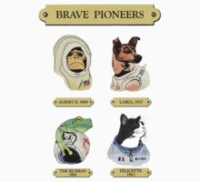Brave Pioneers Kids Clothes
