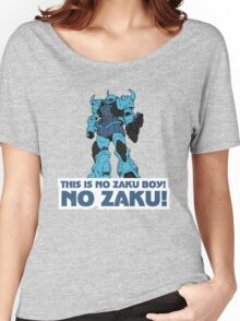 NO ZAKU! Women's Relaxed Fit T-Shirt