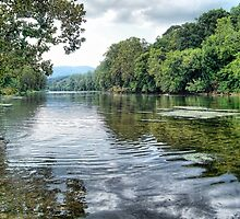 Shenandoah River by James Brotherton