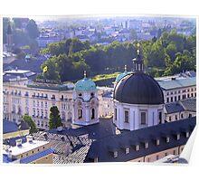 Europe, Austria, Salzburg Poster