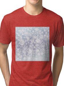 Snowy Dreams Tri-blend T-Shirt