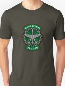 Good Effort Troops 2 T-Shirt