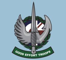 Good Effort Troops 3 by design-jobber