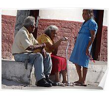 Neighborhood - Vecindad Poster