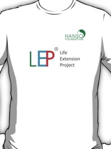 HANSO Foundation - Life Extension Project T-Shirt