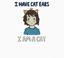 I am a Cat | Unisex T-Shirt