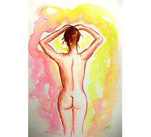 nude...  Photographic Print