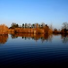 Lake riples by HopefulHarrie