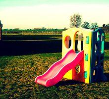 Colourful Slide by HopefulHarrie