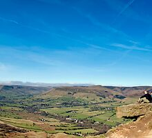 Mam Tor Views by cameraimagery