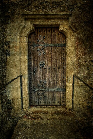 I Am The Door by Dave Godden