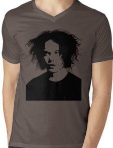 Jack White Mens V-Neck T-Shirt