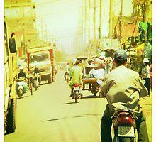 traffic by Alexis Santi