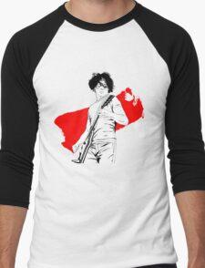Jack rocking out Men's Baseball ¾ T-Shirt