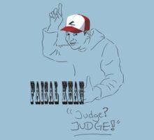 Faisal Khan - Judge! One Piece - Short Sleeve
